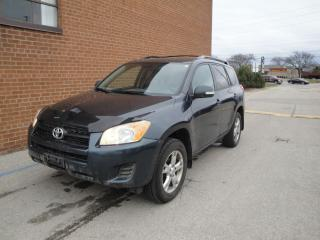 Used 2009 Toyota RAV4 4WD, 4 CYLINDER for sale in Oakville, ON