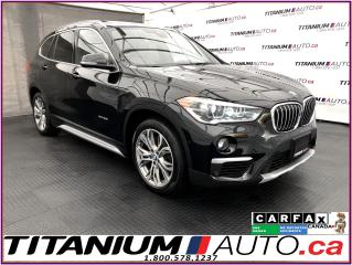 Used 2016 BMW X1 xDrive+GPS+Camera+Pano Roof+Lane Assist+Safety PKG for sale in London, ON