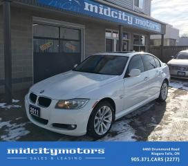 Used 2011 BMW 3 Series 328i xDrive AWD Classic Edition for sale in Niagara Falls, ON