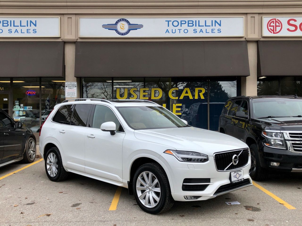 2016 Volvo XC90 T6 AWD, Navi, Pano Roof, Fully loaded