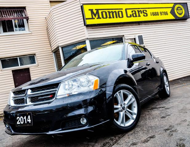 2014 Dodge Avenger HEATED SEATS | SXT | LOW MILEAGE