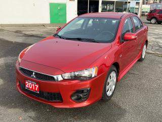 Used 2017 Mitsubishi Lancer ES for sale in Campbell River, BC