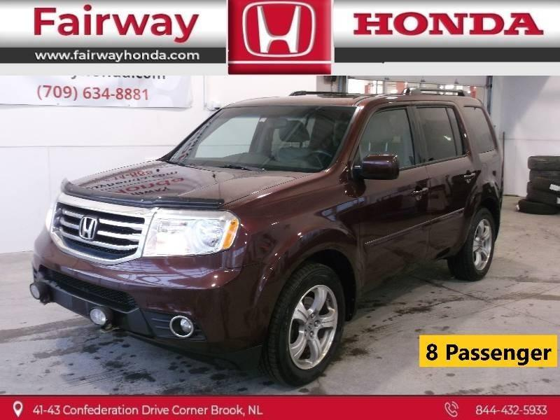 2013 Honda Pilot Ex L For Sale >> Used 2013 Honda Pilot Ex L For Sale In Halifax Nova Scotia
