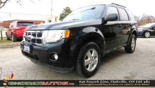 Used 2010 Ford Escape XLT|LOW KM|NO ACCIDENT|SUNROOF|REMOTE STARTER|CERT for sale in Oakville, ON