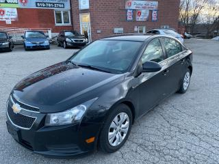 Used 2013 Chevrolet Cruze LT 1.4L Turbo/NO ACCIDENT/SAFETY INCLUDED for sale in Cambridge, ON