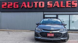 Used 2019 Chevrolet Cruze LT ACCIDENT FREE BACKUP CAM HEATED SEATS for sale in Brampton, ON