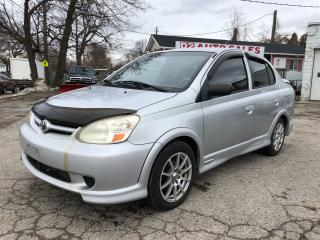 Used 2003 Toyota Echo 5 Speed Manual/Power Windows/AS IS Special for sale in Scarborough, ON