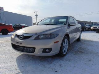 Used 2008 Mazda MAZDA6 Berline 4 portes I4, boîte automatique, for sale in St-Eustache, QC