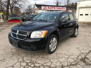 Used 2007 Dodge Caliber SXT/Automatic/4 Cylinder/AS IS Special for sale in Scarborough, ON