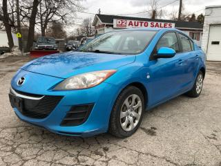 Used 2010 Mazda MAZDA3 GS/5 Speed Manual/4 Cylinder/AS IS Special for sale in Scarborough, ON