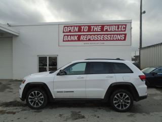 Used 2019 Jeep Grand Cherokee Limited X for sale in Toronto, ON