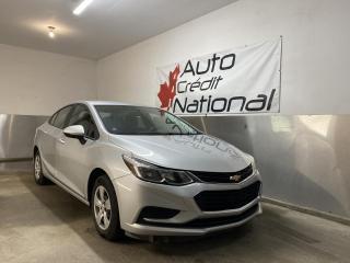 Used 2016 Chevrolet Cruze BLUETOOTH VITRES MIROIR ET for sale in St-Eustache, QC