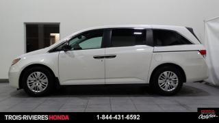 Used 2016 Honda Odyssey LX + SIEGES CHAUFFANTS + ATTACHE REMORQU for sale in Trois-Rivières, QC