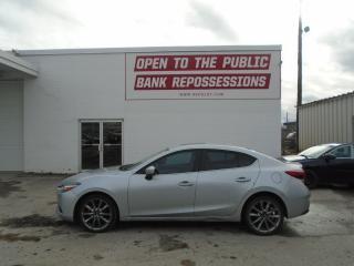 Used 2018 Mazda MAZDA3 GT W/ PREMIUM PKG for sale in Toronto, ON