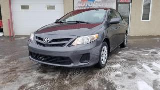 Used 2013 Toyota Corolla CE, BANCS CHAUFFANTS, AUTOMATIQUE, A/C for sale in Mirabel, QC