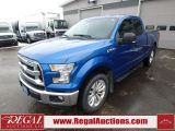 Photo of Blue 2015 Ford F-150