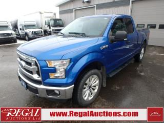 Used 2015 Ford F-150 XLT SUPERCAB SWB 4WD 5.0L for sale in Calgary, AB