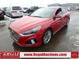 Photo of Red 2018 Hyundai SONATA 2.0T SPORT 4D SEDAN 2.0L