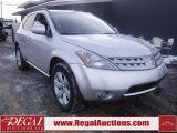 Photo of Silver 2006 Nissan Murano