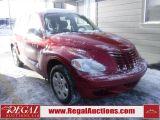 Photo of Red 2005 Chrysler PT Cruiser