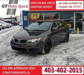 Used 2013 Kia Forte LX Plus for sale in Calgary, AB