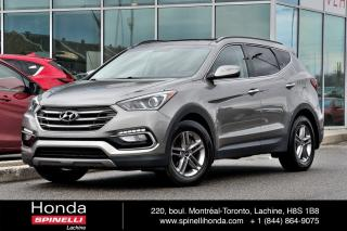 Used 2017 Hyundai Santa Fe Sport SE LUXURY CUIR TOIT PANO CUIR TOIT PANO BLUETOOTH MAGS for sale in Lachine, QC