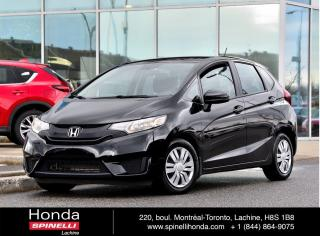 Used 2017 Honda Fit LX MANUELLE TRES BAS KM MANUELLE BAS KM CRUISE BLUETOOTH for sale in Lachine, QC