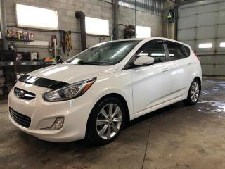 Used 2013 Hyundai Accent 5DR HB AUTO GLS for sale in St-Constant, QC