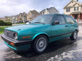 Used 1992 Volkswagen Golf GTI for sale in St-Constant, QC
