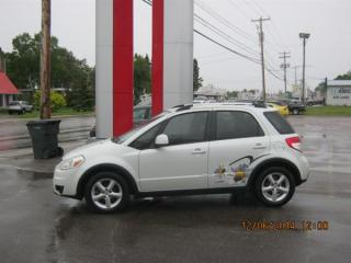 Used 2007 Suzuki SX4 JLX for sale in St-Félicien, QC