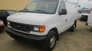 Used 2005 Ford Econoline for sale in Edmonton, AB