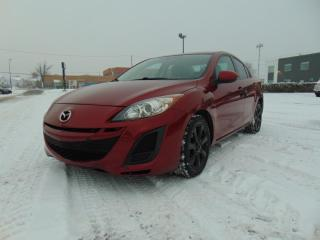 Used 2011 Mazda MAZDA3 Berline 4 portes, boîte automatique, GX for sale in St-Eustache, QC