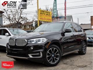 Used 2016 BMW X5 Diesel*PanoramicRoof*Navi*Camera*Bluetooth*BmwWarr for sale in Toronto, ON