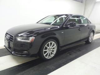 Used 2016 Audi A4 Progressiv*SLine*AWD*Navi*Xenon*PushStart* for sale in Toronto, ON