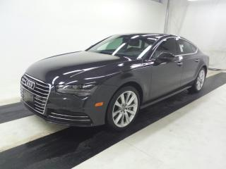 Used 2016 Audi A7 3.0T*Technik*Navi*360Camera*BoseSound*AWD*Warranty for sale in Toronto, ON