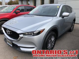 Used 2018 Mazda CX-5 NAVIGATION,BACKUP CAM,HEATED SEATS !!! for sale in Toronto, ON