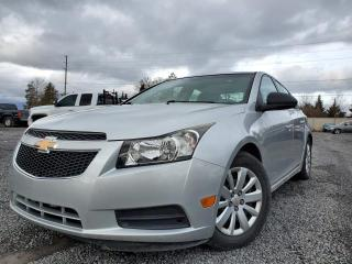 Used 2011 Chevrolet Cruze 2LS for sale in Stittsville, ON