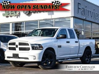 Used 2018 RAM 1500 ST l QUAD l BACK-UP CAM l 1 OWNER l for sale in Burlington, ON