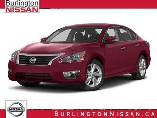 Used 2013 Nissan Altima 2.5 SL CVT for sale in Burlington, ON