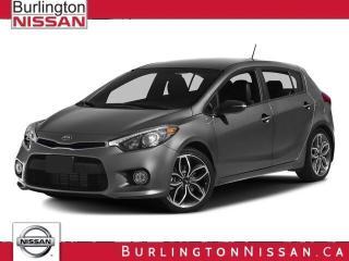 Used 2016 Kia Forte (4) SX for sale in Burlington, ON