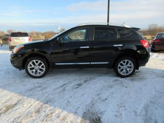 Used 2012 Nissan Rogue AWD 4dr SL for sale in Winnipeg, MB