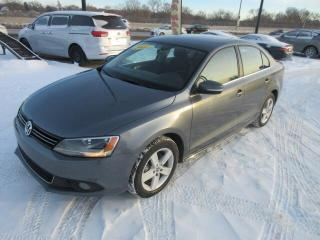 Used 2011 Volkswagen Jetta Sedan 4dr 2.0T TDI DSG Comfortline for sale in Winnipeg, MB