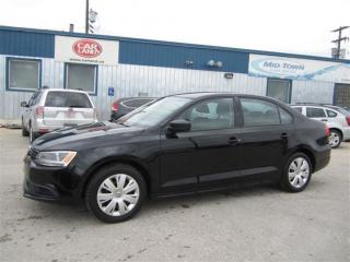 Used 2012 Volkswagen Jetta Sedan 4dr 2.0L Auto Trendline+ for sale in Winnipeg, MB