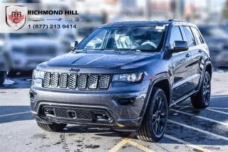 Used 2020 Jeep Grand Cherokee 4X4 Laredo for sale in Richmond Hill, ON