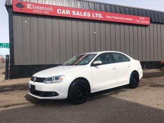 Used 2014 Volkswagen Jetta 2.0 TDI Highline for sale in Edmonton, AB