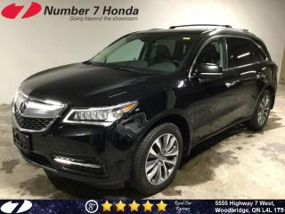 Used 2014 Acura MDX | Navi| Leather| All-Wheel Drive| for sale in Woodbridge, ON