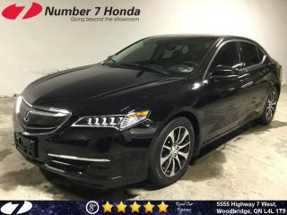 Used 2016 Acura TLX Tech| Loaded| Leather| Navi| for sale in Woodbridge, ON