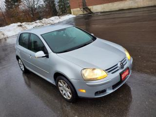 Used 2007 Volkswagen Rabbit 4dr HB Auto for sale in Mississauga, ON