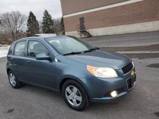Used 2009 Chevrolet Aveo 5DR WGN LT for sale in Mississauga, ON