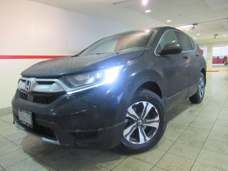 Used 2018 Honda CR-V LX AWD | PUSH START | HEAT SEATS | HONDA CERTIFIED for sale in Brampton, ON